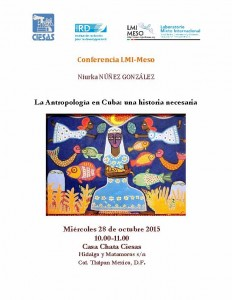 Conferencia- NIURKA