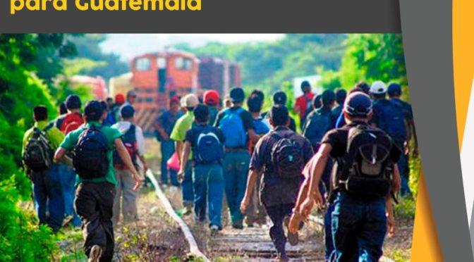 Coloquio: Geopolítica de las migraciones: realidades y desafíos para Guatemala